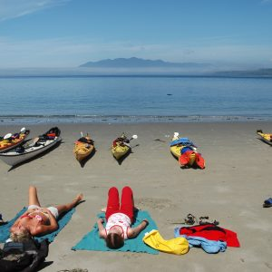 Clayoquot Sound Kayaking &